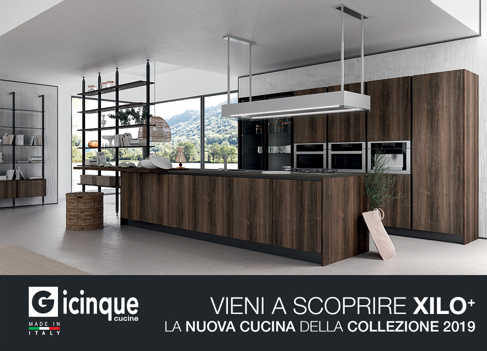 Gicinque: modern and classic kitchens by design, made in Italy