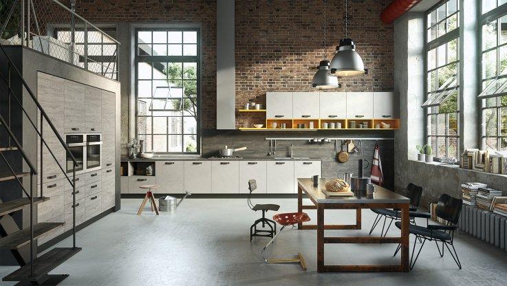 Cucine Moderne Zaccariotto Cucine.Cucine Moderne Dal Design Contemporaneo Gicinque
