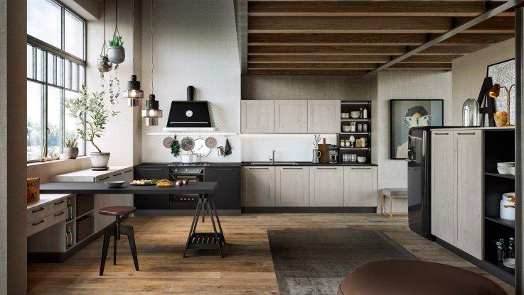 Cuisines Modernes avec le Design Contemporain - Gicinque