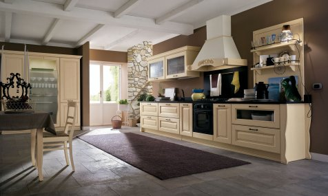 CANOVA – cream finish