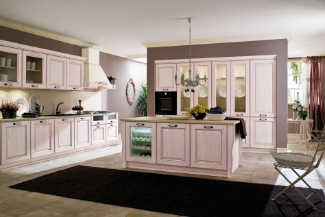 LAGUNA – Raspberry ash finish